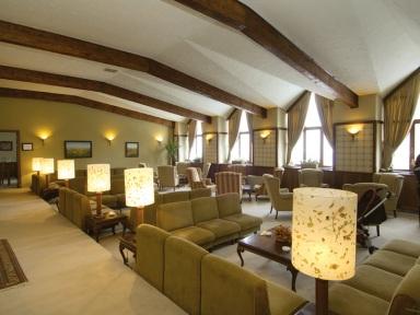 Beceren Hotel Loby